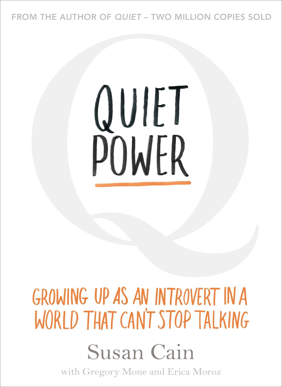 Купить Книги по саморазвитию и мотивации, Quiet Power, Penguin