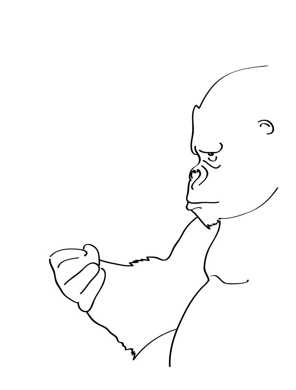 Дорисовать рисунок смешной
