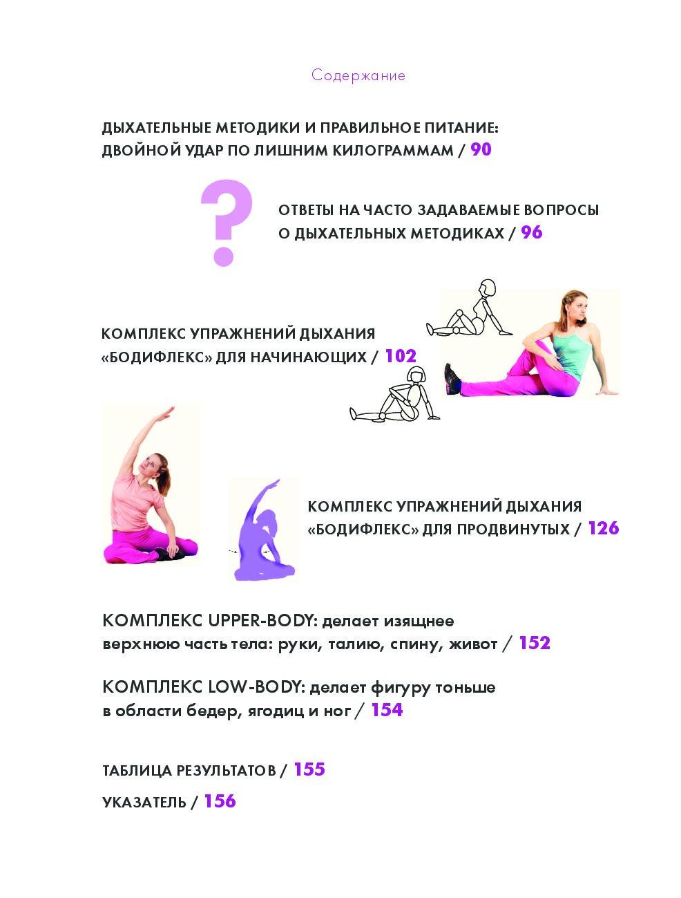 Методика похудения дыханием