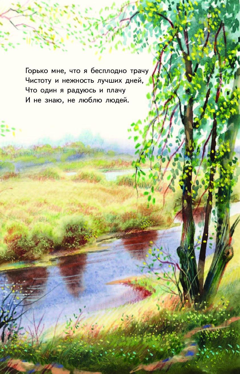 Понял, стихи о природе картинки