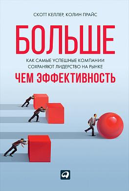 Купить Бизнес-книги, Больше, чем эффективность: Как самые успешные компании сохраняют лидерство на рынке, Альпина Паблишер