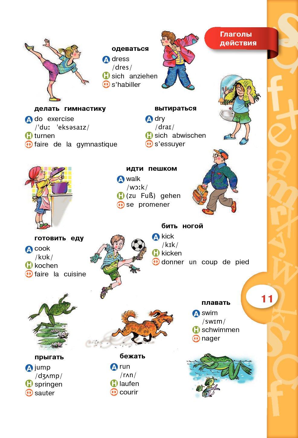 Деве смайлы, картинки на английском языке перевод