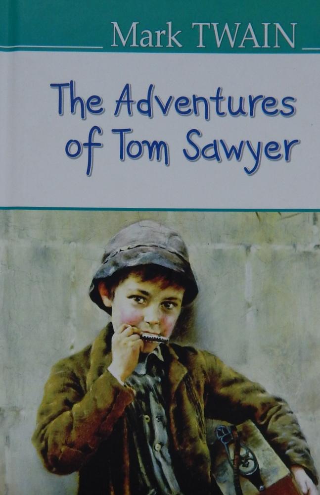 the adventures of tom sawyer - 647×1000