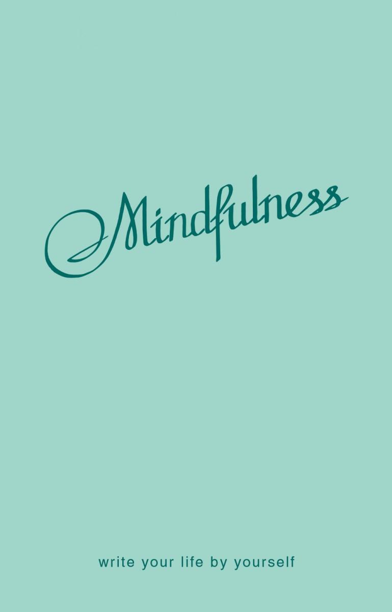 Купить Блокнот в пластиковой обложке. Mindfulness (мята) (формат малый, 64 страницы) (Арте), Эксмо