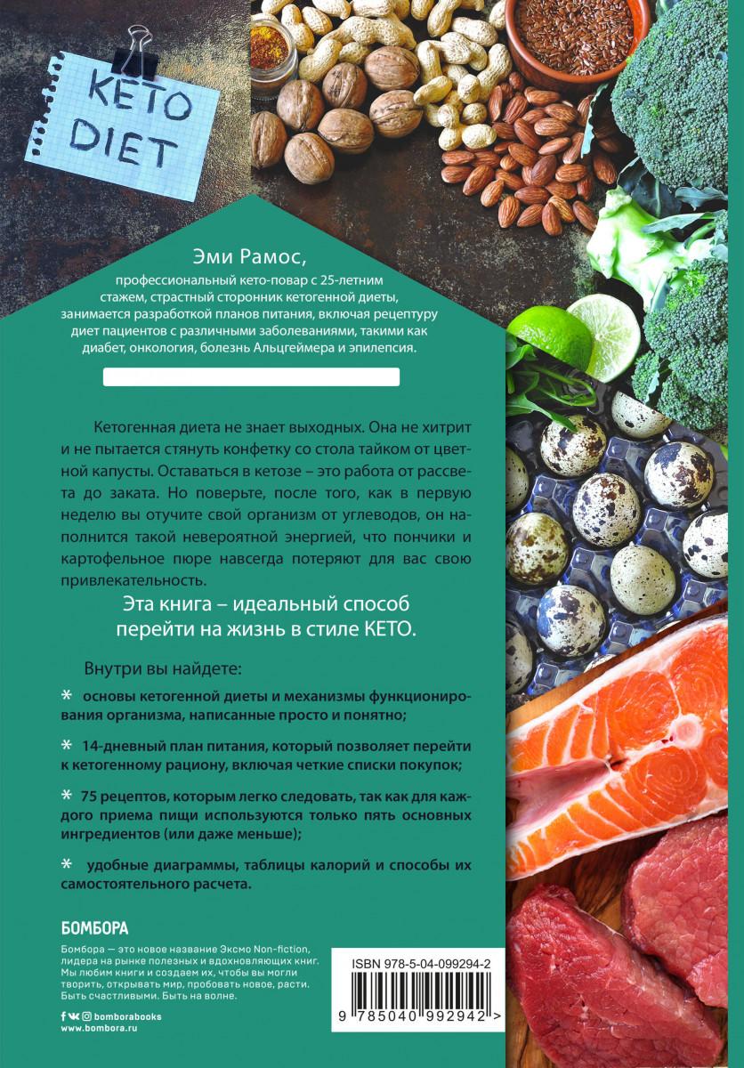 какие продукты входят в кетогенную диету