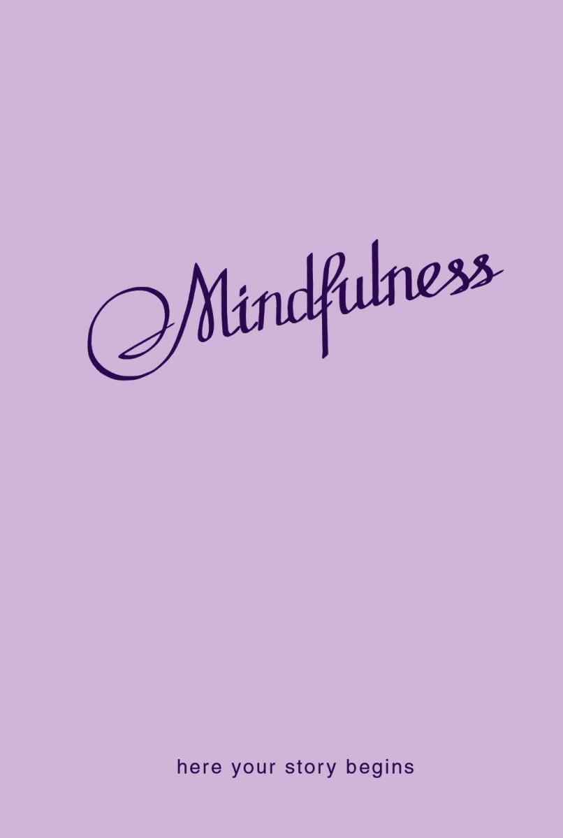 Купить Блокнот в пластиковой обложке. Mindfulness (лаванда) (формат малый, 64 страницы) (Арте), Эксмо