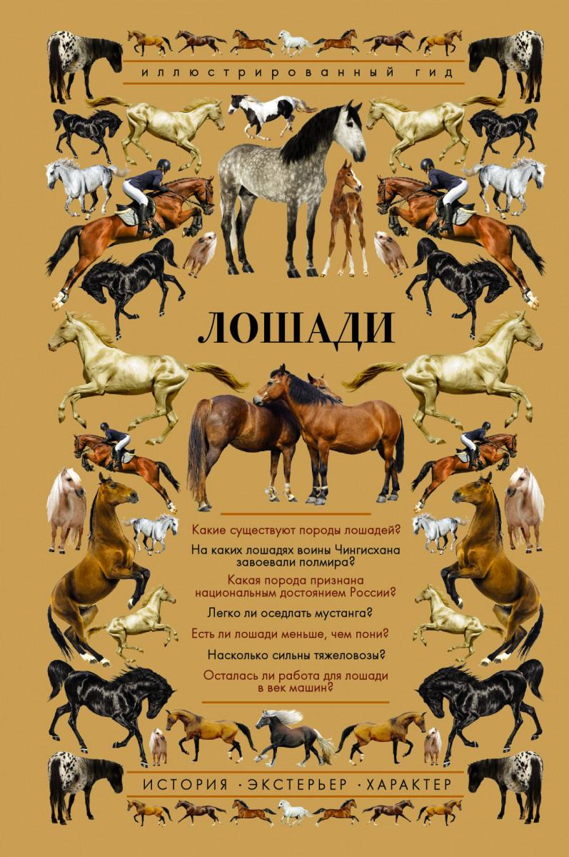 Купить Лошади. Иллюстрированный гид, АСТ