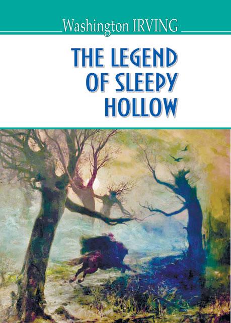 Купить The Legend of Sleepy Hollow and Other Stories = Легенда про Сонну Балку та інші історії, Знання