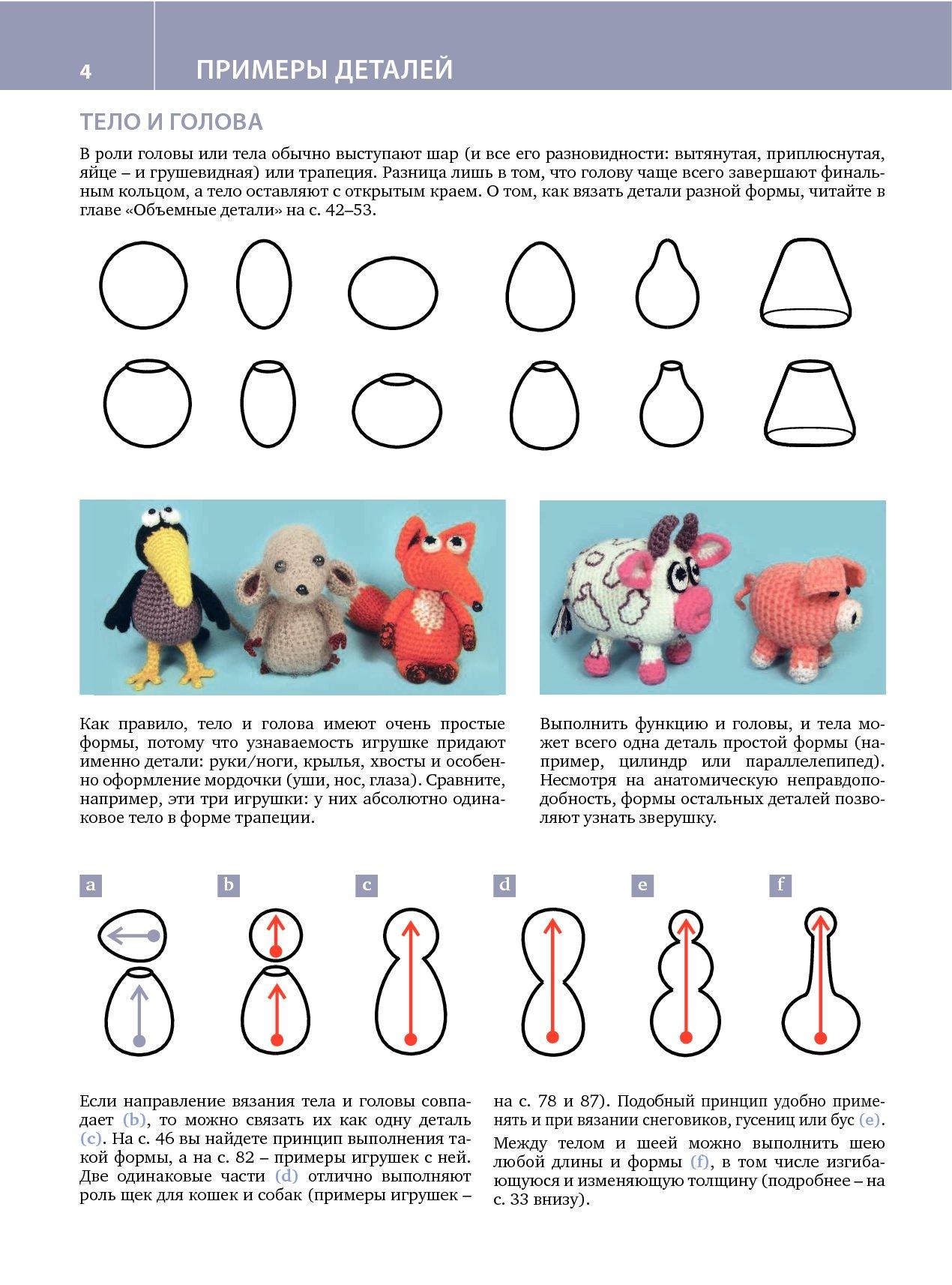 купить книгу конструктор вязаных игрушек универсальные схемы для