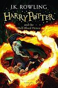 Книга Harry Potter and the Half-Blood Prince