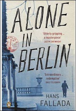 Книга Alone in Berlin