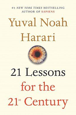 Книга 21 Lessons for the 21st Century